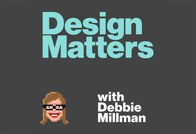 Adobe MAX Design Matters with Debbie Millman