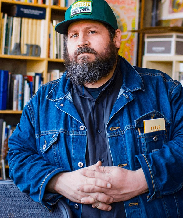 Aaron Draplin, Founder, Draplin Design Co.