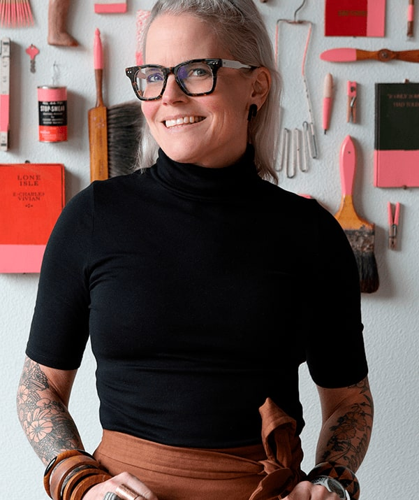 Lisa Congdon, Fine Artist, Author, and Illustrator